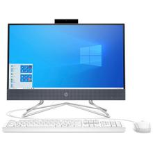 "21.5"" All-in-One Computer, Intel Celeron G5900T, 4 GB RAM, 256 GB SSD - Blue/White"