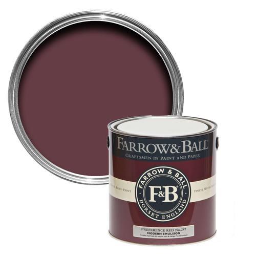Farrow & Ball - Preference Red No.297