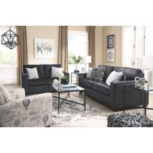 See Details - Ashley 872 Altai Slate Sofa and Love