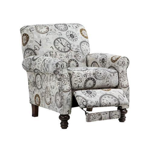 Hughes Furniture - HUGHES 240 Timeless Patina Reclining Chair