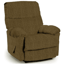 ELLISPORT Rocker Recliner in Fawn (7MW87-18189)