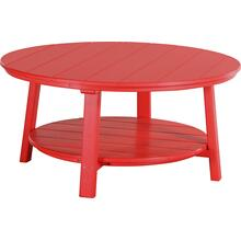 Deluxe Conversation Table Red