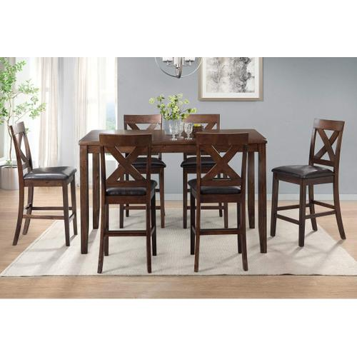 Elements Counter Height Dining Table