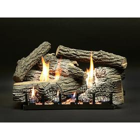 Super Wildwood Logs on Harmony Burner