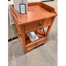 View Product - 2 Drawer Clay X Side Table
