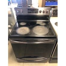 See Details - Used Frigidaire Gallery Smoothtop Electric Range