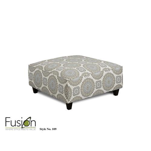 Cocktail Ottoman Brianne Twilight
