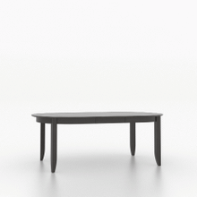 Classic Oval Dining Table - Multiple Sizes Available