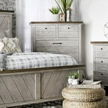 View Product - Bear Creek Farmhouse 5 Drawer Chest