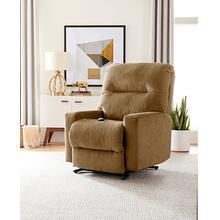 KENLEY Power Lift Recliner with Medical Grade Vinyl in Oat