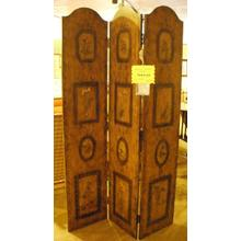Three Section Wood Divider