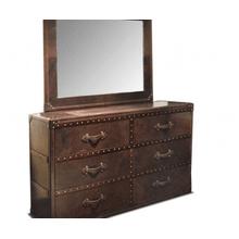 Orient Express Dresser & Mirror