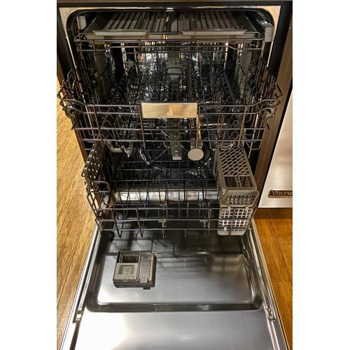 "JennAir JDTSS246GL     RISE 24"" TriFecta Dishwasher, 38 dBA"