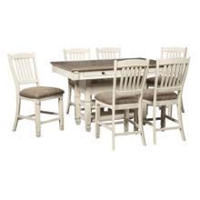 Bolanburg Rectangular Gathering Table and 6 Stools