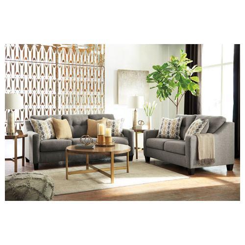 - Daylon Sofa and Loveseat Set