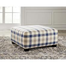 CLEARANCE Meggett Oversized Accent Ottoman