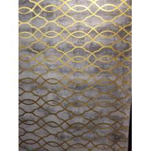 View Product - Amara Gray/Gold 5.0 X 7.7