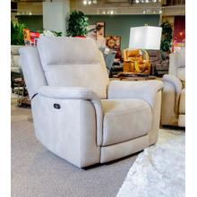 Next-gen Durapella Zero Gravity Power Recliner Sand
