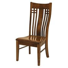 Amish Bennett Mission Chair