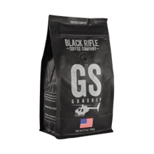 Gunship Coffee 12oz Ground Bag