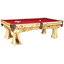 Cedar Pool Table