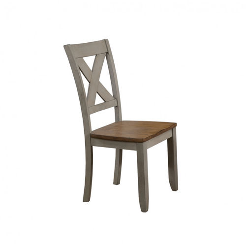 Winners Only - X-Back Wood Side Chair