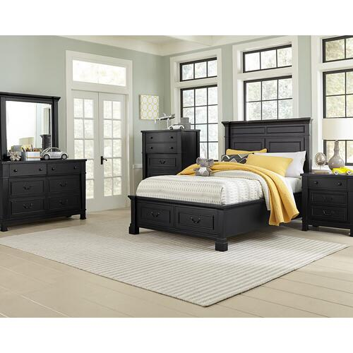 Annapolis Full Storage Bed