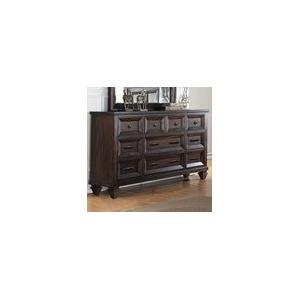 New Classic Furniture - SEVILLA 9 Drawer Dresser w/Jewlery Tray