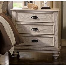 Lakeport Nightstand-Driftwood
