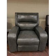 View Product - Leather Power Recliner w/ Power Headrest