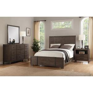 Hanson Queen Storage Bed