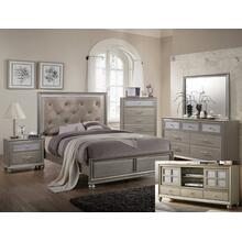 Crown Mark B4390 Lila Full Bedroom