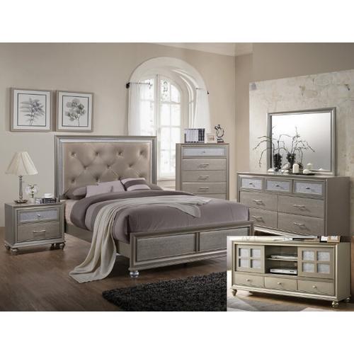 Crown Mark B4390 Lila Twin Bedroom