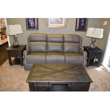 See Details - Sawyer Power Reclining Sofa with Power Headrest