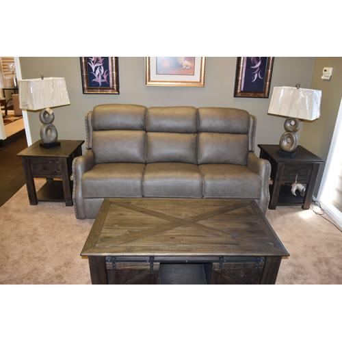 Gallery - Sawyer Power Reclining Sofa with Power Headrest