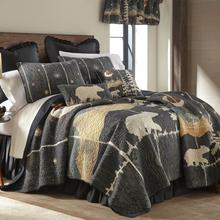 Moonlit Bear King Quilt Set