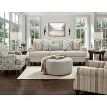 BM2800  Sofa, Loveseat, Chair and Ottoman - Barnabas Mushroom