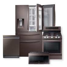 SAMSUNG Tuscan Stainless Steel 4-Door French Door Refrigerator Package-Open Box **Colorado Exclusive**
