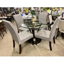 "5 Piece ""Dahlia"" Dining Set"