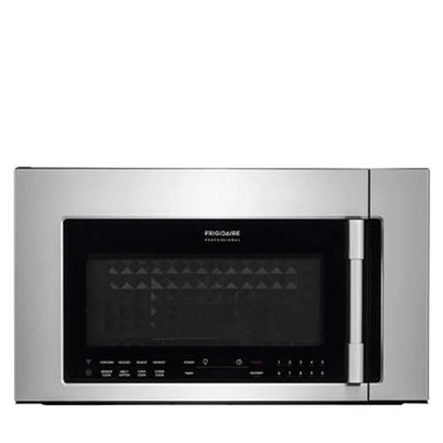 Frigidaire Professional - 1.8 cubic foot, over the range, 2 in 1 microwave/convection oven