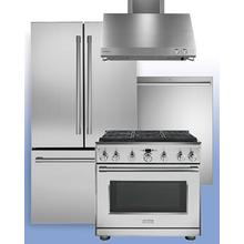 GE MONOGRAM - Receive up to 3 FREE Eligible Appliances with your qualifying purchase of GE Monogram Appliances. See 4-Pc Example.