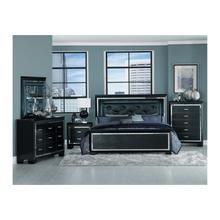 View Product - Allura 5PC. Queen Bedroom Set