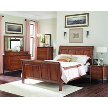 Lindsey Panel Bed