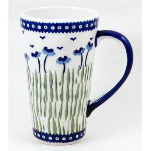 Gallery - Blue Poppies John Mug
