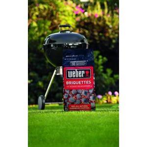 Weber Premium 20 Lbs Charcoal Hardwood Briquettes - 17950