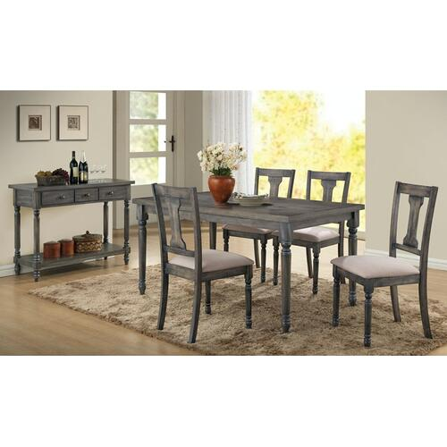 Acme Furniture Inc - Wallace Dining Server (71439)