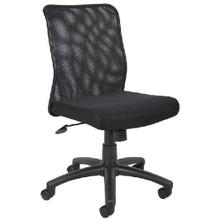 B6105 Task Chair - Black Mesh