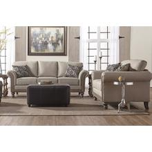 Two Step Sofa & Loveseat
