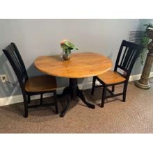 Dinette Two Tone with Folding Table