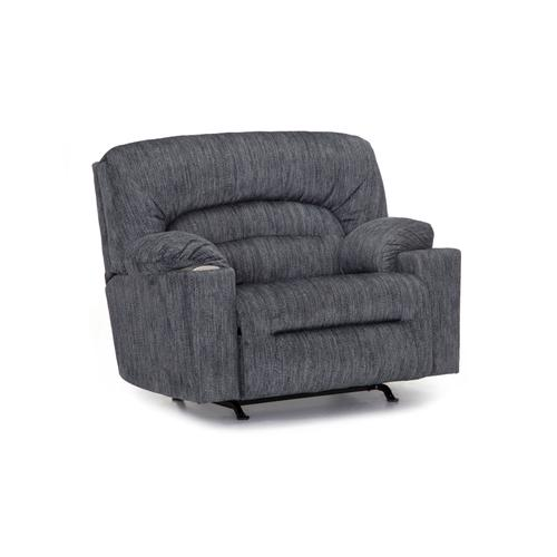 Gradin Gray Power Recliner